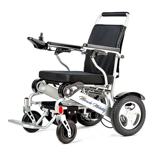 Freedom Series: 'Gold XL' Foldable Wheelchair