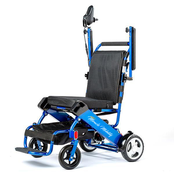 Freedom Series: 'Gold' Foldable Wheelchair