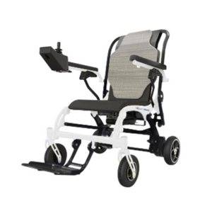 Freedom Series 'Gold D20' Foldable Wheelchair