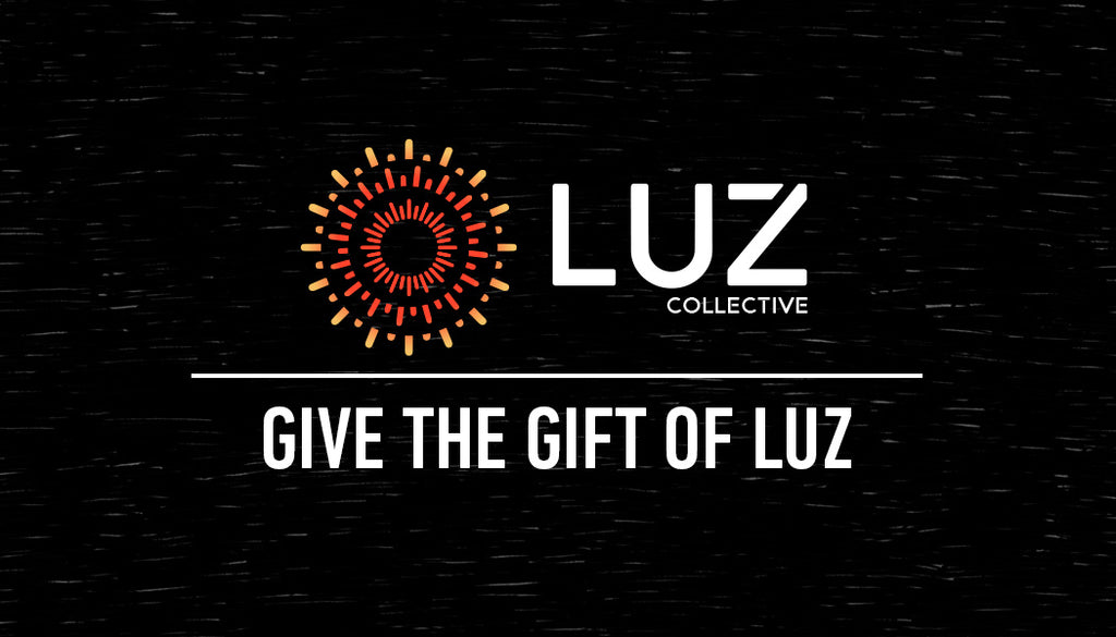 Luz Collective latina resources Birthday gift card