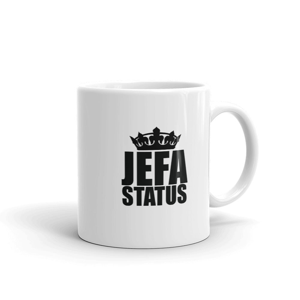 Jefa Status Mug - Luz Collective Shop