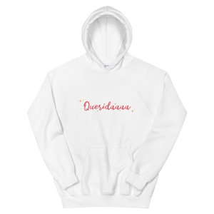 Querida Unisex Hoodie - Luz Collective Shop