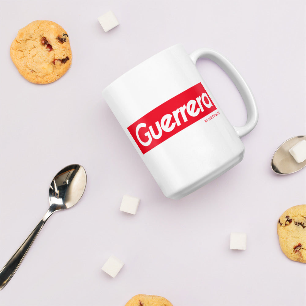 Guerrera: Mug - Luz Collective Shop