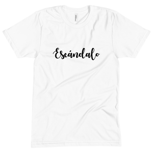Escándalo Short-Sleeve Ultra Soft T-Shirt - Luz Collective Shop