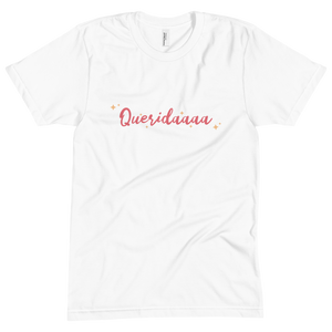 Querida Short-Sleeve Ultra Soft T-Shirt - Luz Collective Shop