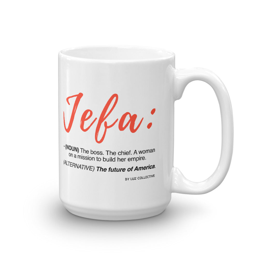 Jefa Mug - Luz Collective Shop