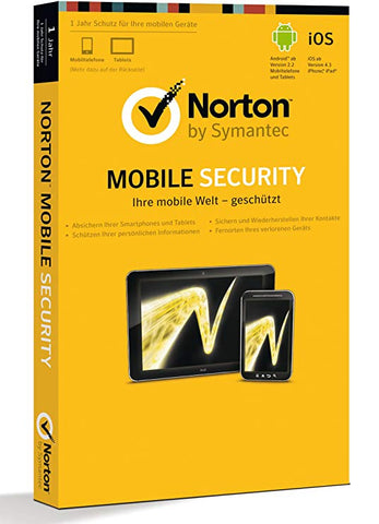 Norton Mobile Security - Software-Markt