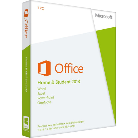 Microsoft Office Home and Student 2013 - Software-Markt