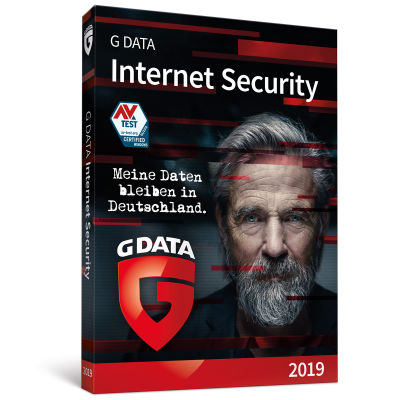 G Data Internet Security 2019 - Software-Markt