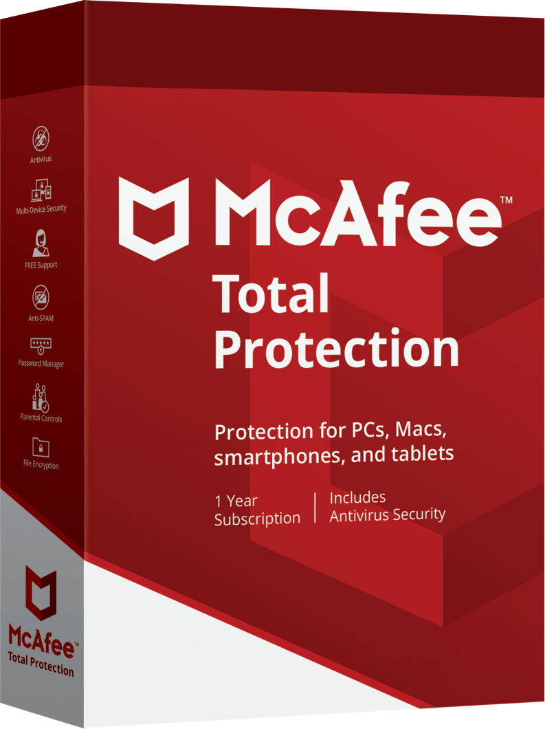 McAfee Total Protection 2019 - Software-Markt data-zoom=