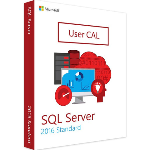 Microsoft SQL Server Standard 2016 - Software-Markt
