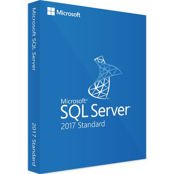 Microsoft SQL Server 2017 Standard - Software-Markt