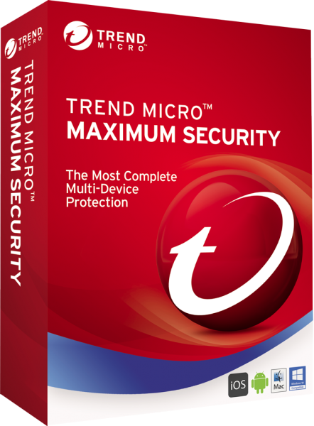 Trend Micro Maximum Security 2019 - Software-Markt