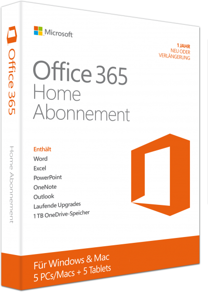 Microsoft Office 365 Home - Software-Markt data-zoom=
