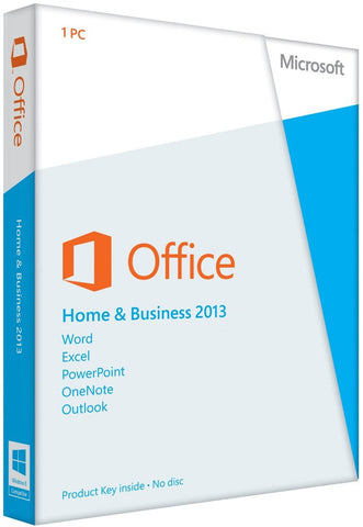Microsoft Office Home and Business 2013 - Software-Markt