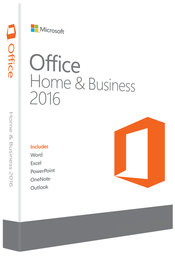Microsoft Office Home and Business 2016 - Software-Markt