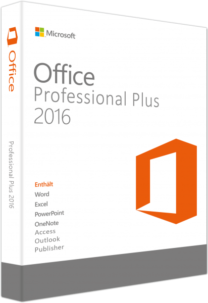 Microsoft Office Professional Plus 2016 - Software-Markt data-zoom=