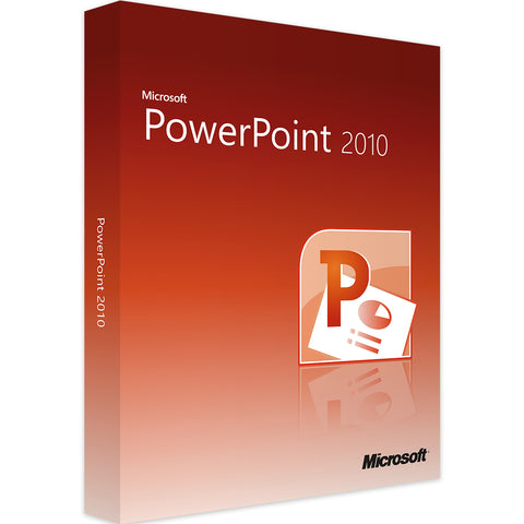 Microsoft Powerpoint 2010 - Software-Markt