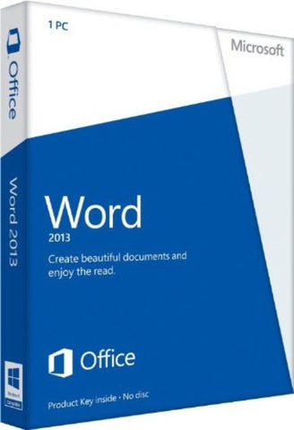 Microsoft Word 2013 - Software-Markt