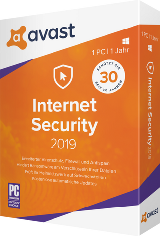 Avast Internet Security 2019 - Software-Markt