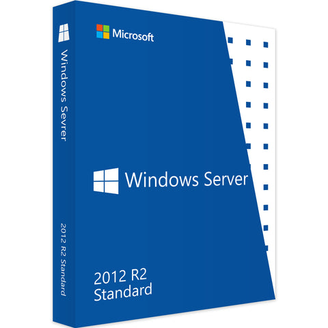 Microsoft Windows Server 2012 R2 Standard - Software-Markt