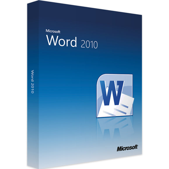 Microsoft Word 2010 - Software-Markt