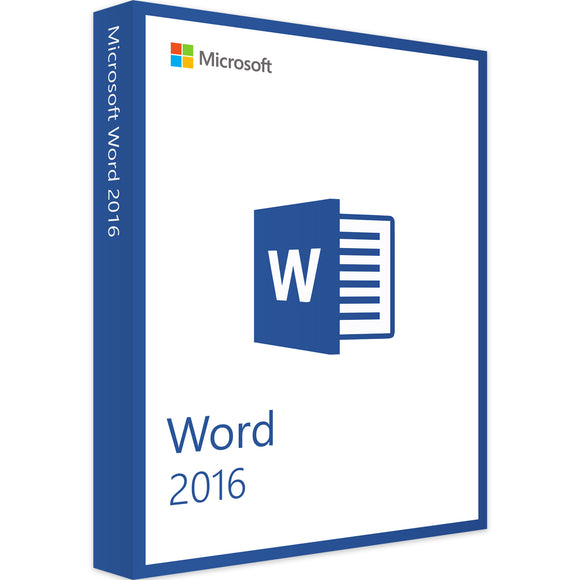 Microsoft Word 2016 - Software-Markt