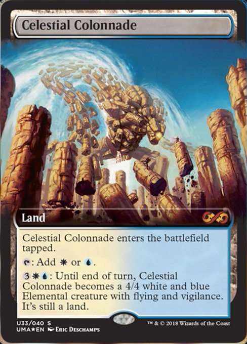 Celestial Colonnade [Ultimate Box Topper]