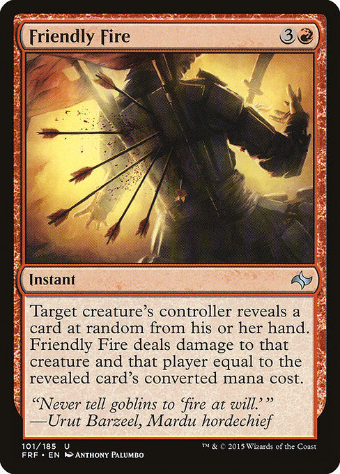 Dark Deal Fate Reforged Uncommon EN NM MTG