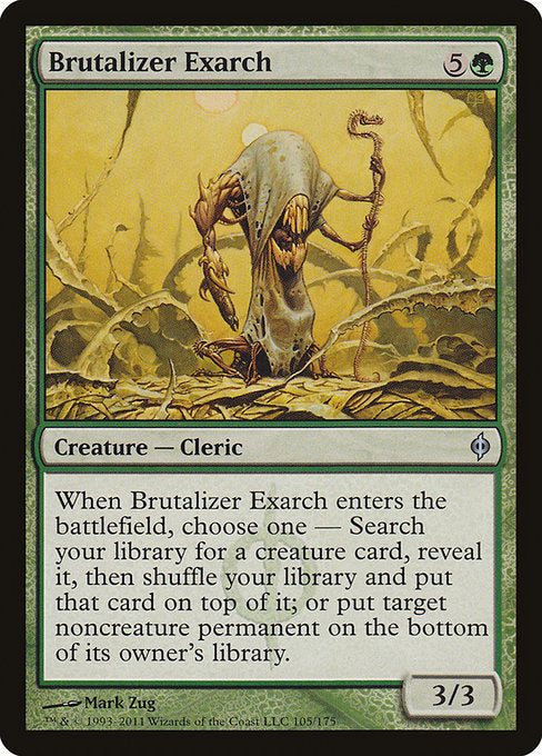 Brutalizer Exarch [New Phyrexia]