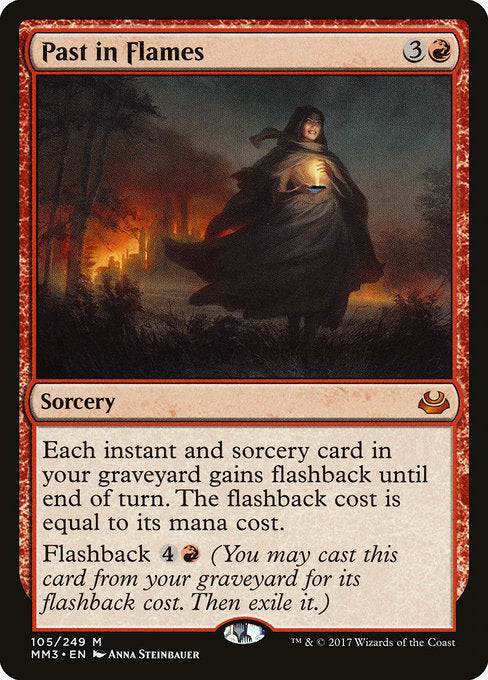 Past in Flames [Modern Masters 2017]