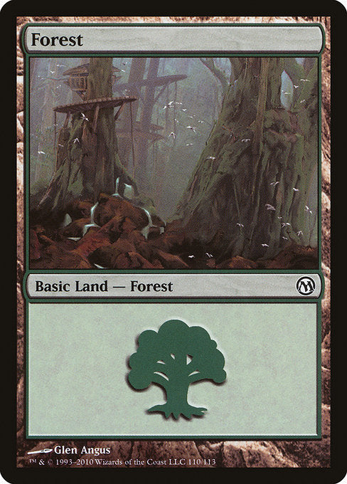 Forest [Duels of the Planeswalkers]