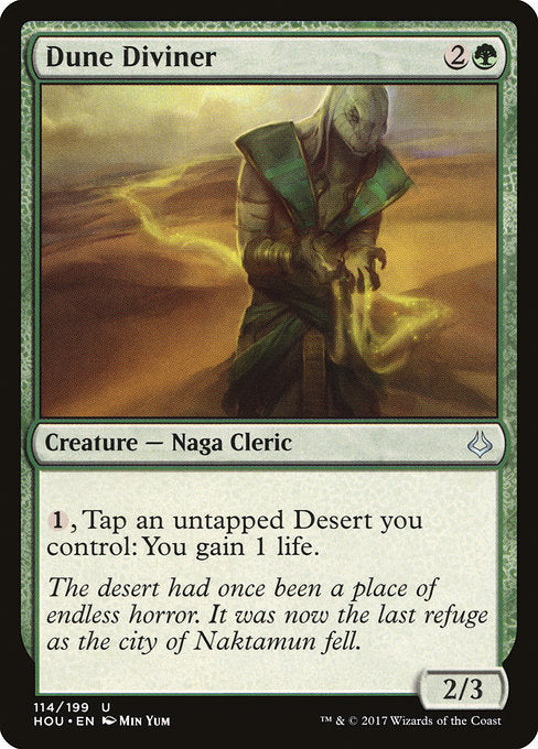 Dune Diviner [Hour of Devastation]