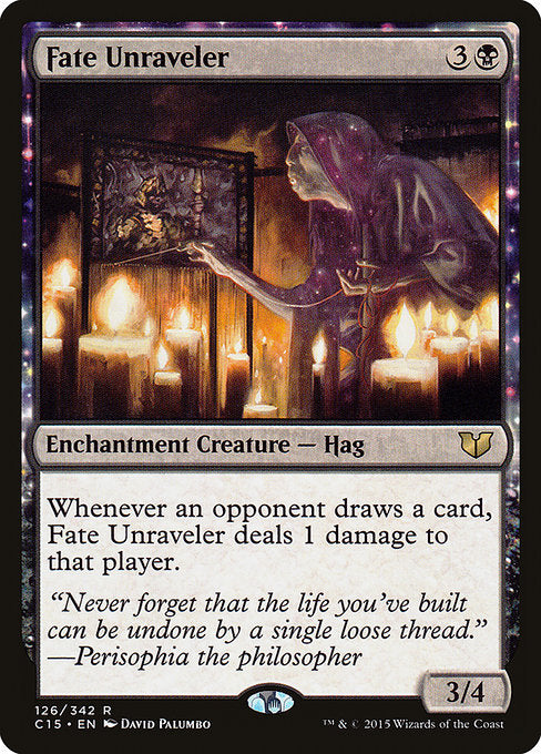 Fate Unraveler [Commander 2015]