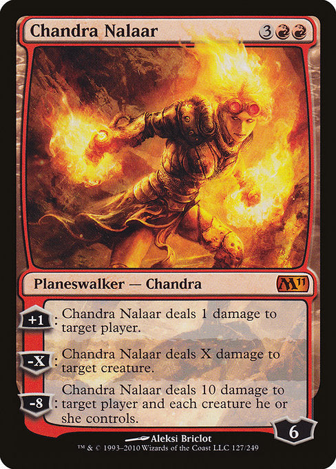 Chandra Nalaar [Magic 2011]