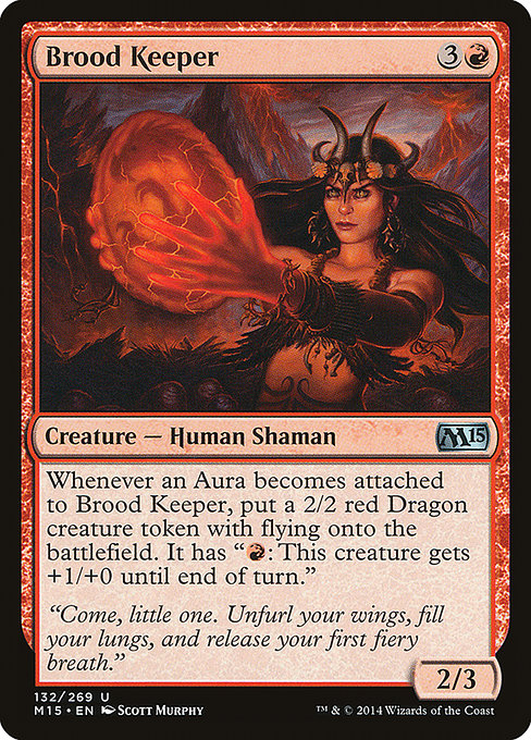 Brood Keeper [Magic 2015]