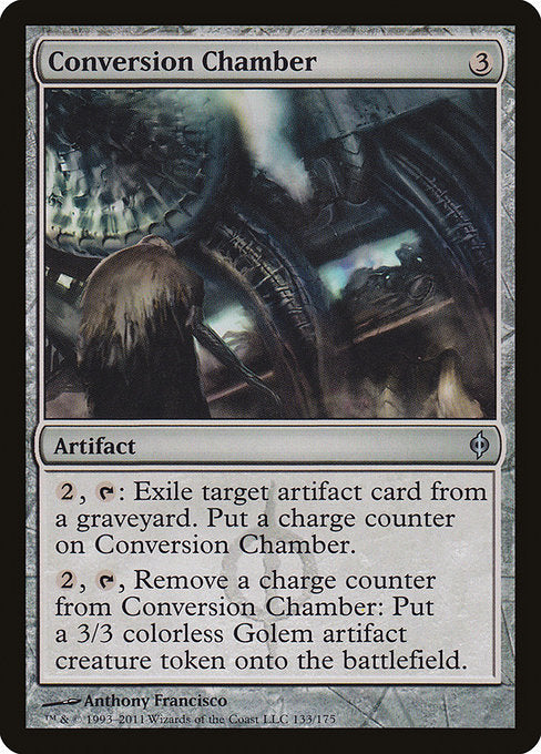 Conversion Chamber [New Phyrexia]
