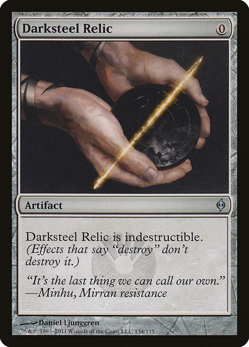 Darksteel Relic [New Phyrexia]
