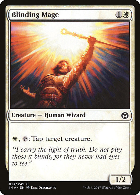 Blinding Mage [Iconic Masters]