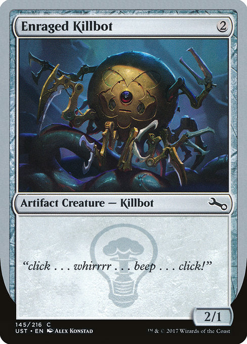 Enraged Killbot [Unstable]