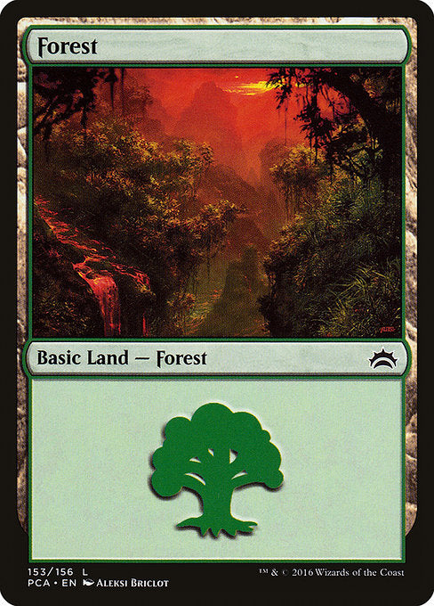 Forest [Planechase Anthology]