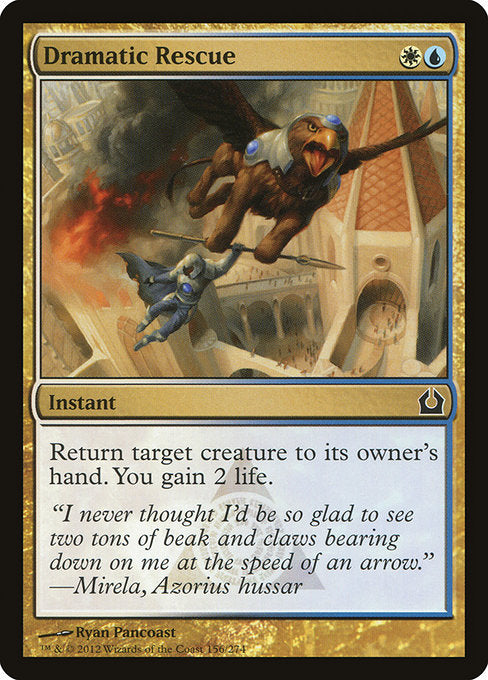 Dramatic Rescue [Return to Ravnica]