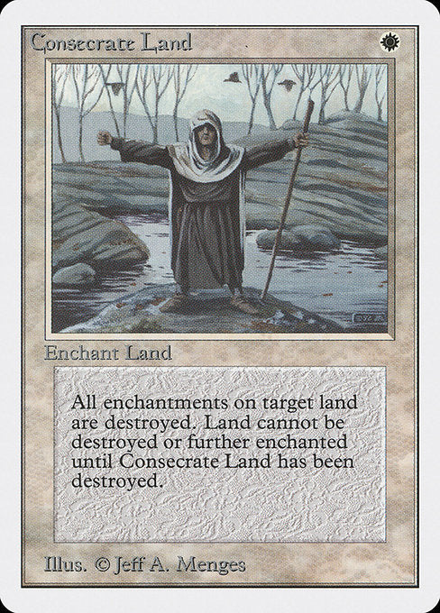 Consecrate Land [Unlimited Edition]