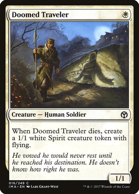 Doomed Traveler [Iconic Masters]