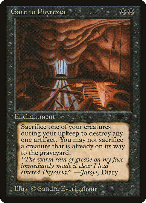 Gate to Phyrexia [Antiquities]