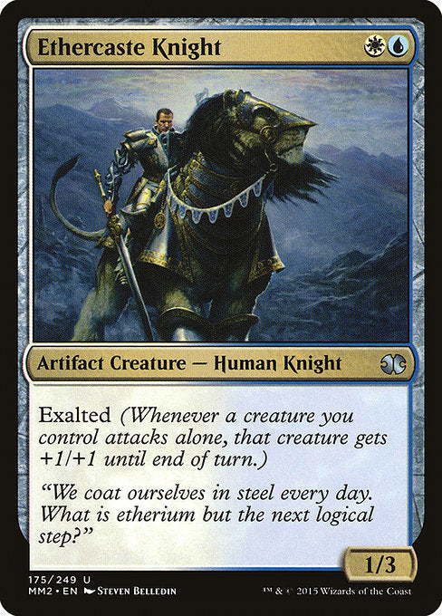 Ethercaste Knight [Modern Masters 2015]