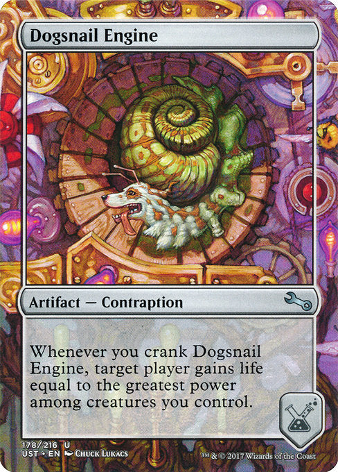 Dogsnail Engine [Unstable]