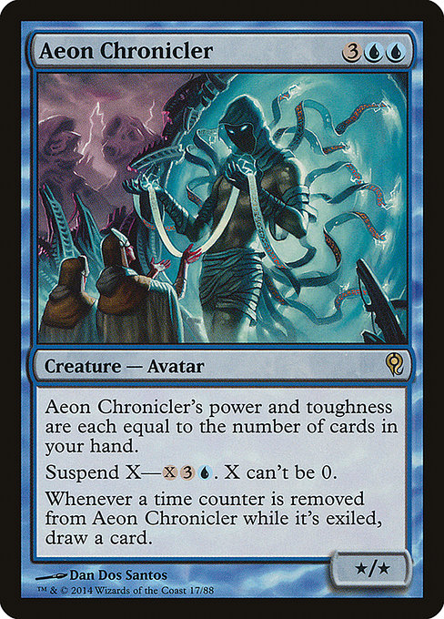 Aeon Chronicler [Duel Decks: Jace vs. Vraska]