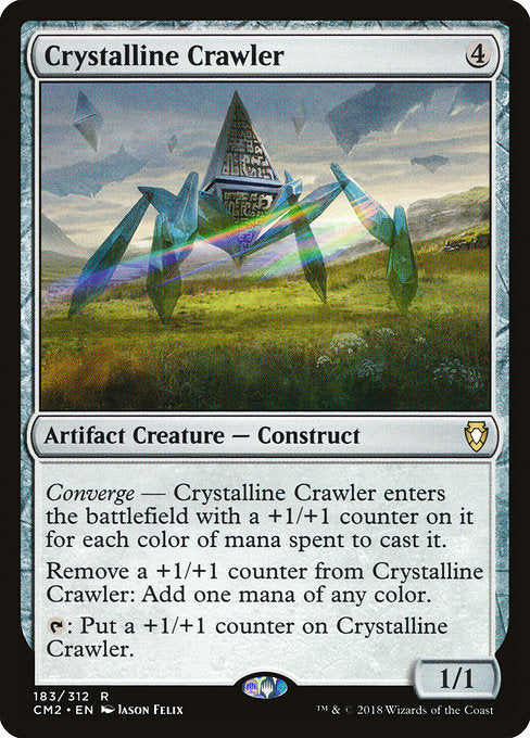 Crystalline Crawler [Commander Anthology Volume II]