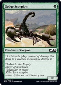 Sedge Scorpion [Core Set 2020]